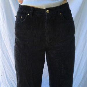 Lauren Ralph Lauren Pants & Jumpsuits - *SOLD on depop* Ralph Lauren Navy Corduroy Pants